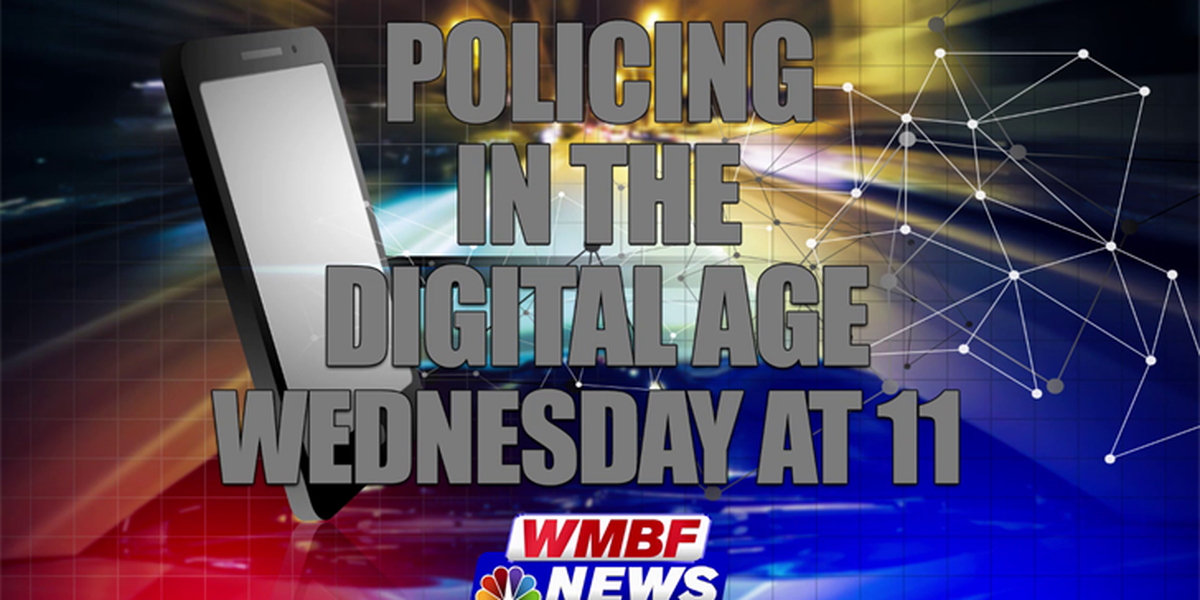 Wednesday at 11pm - Policing in the Digital Age