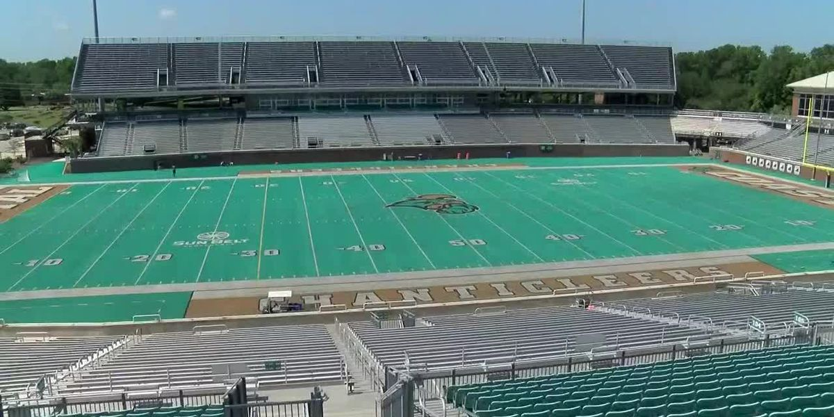No more than 5,000 people permitted to attend CCU home football opener