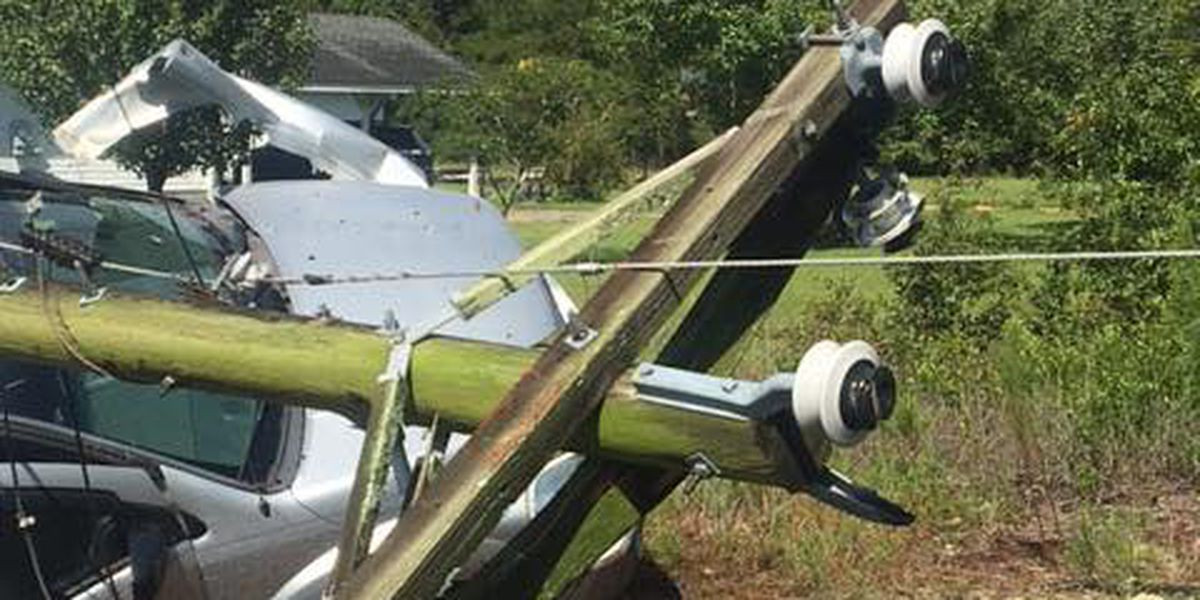 Over 200 customers without power following traffic crash on Mount Olive Road in Horry County