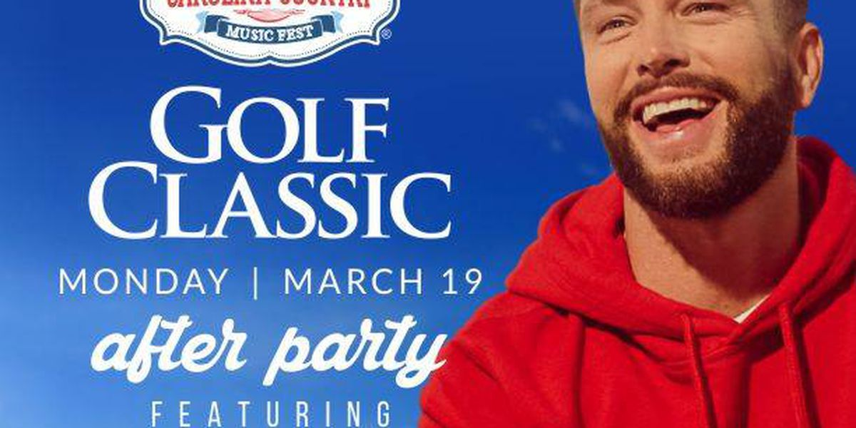 CCMF to host golf classic, after party with Chris Lane in March