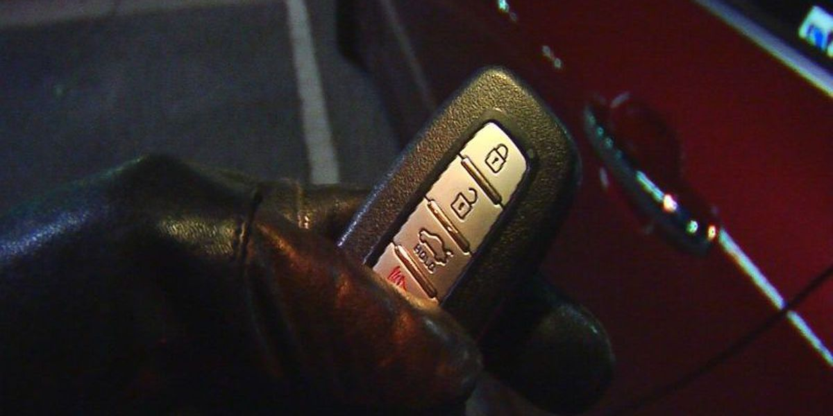 Police warn leaving vehicles unattended to warm up is temptation for thieves