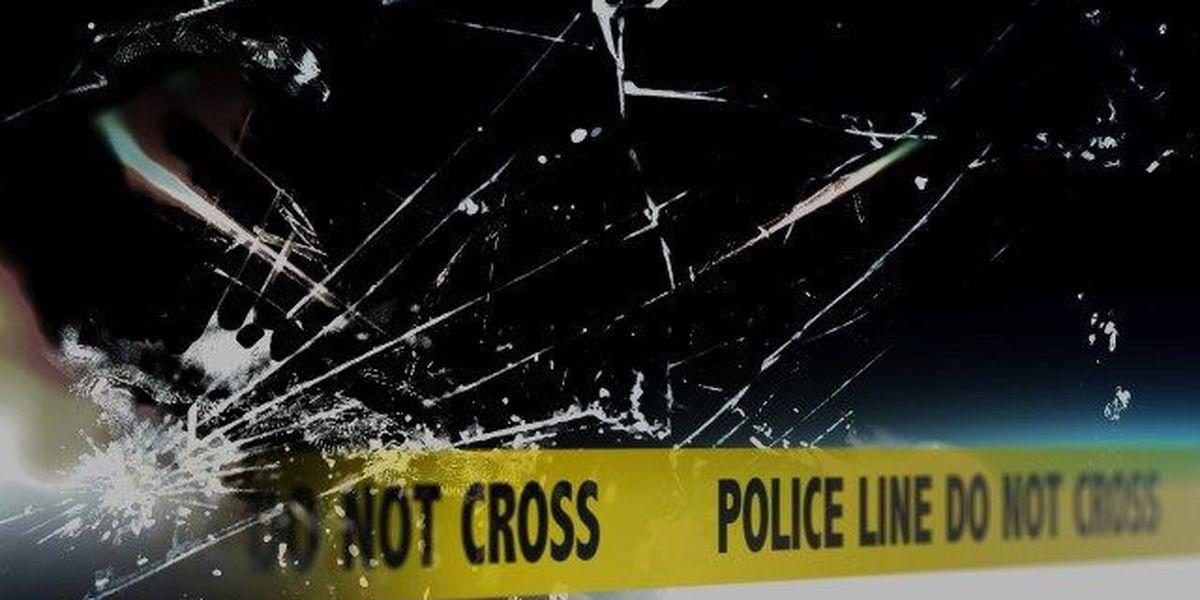 Ambulance involved in crash in front of Grand Strand Medical Center
