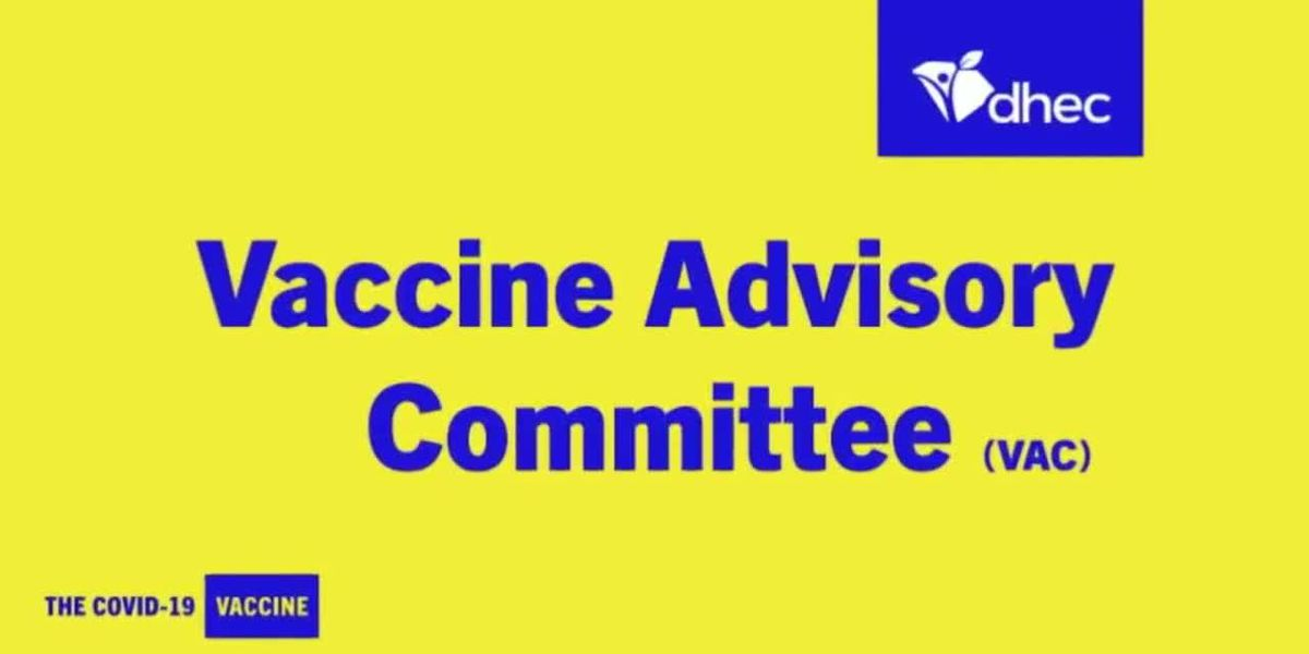 Vaccine Advisory Committee navigates guidance for Phase 1b as DHEC tackles vaccine distribution challenges