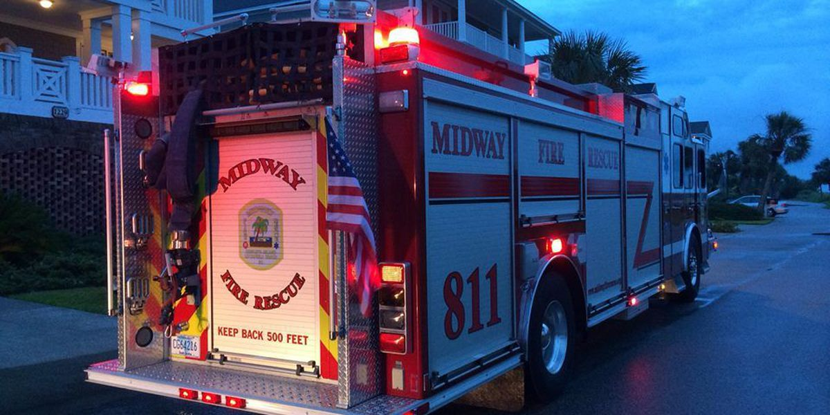2015 Midway Fire Rescue year in review