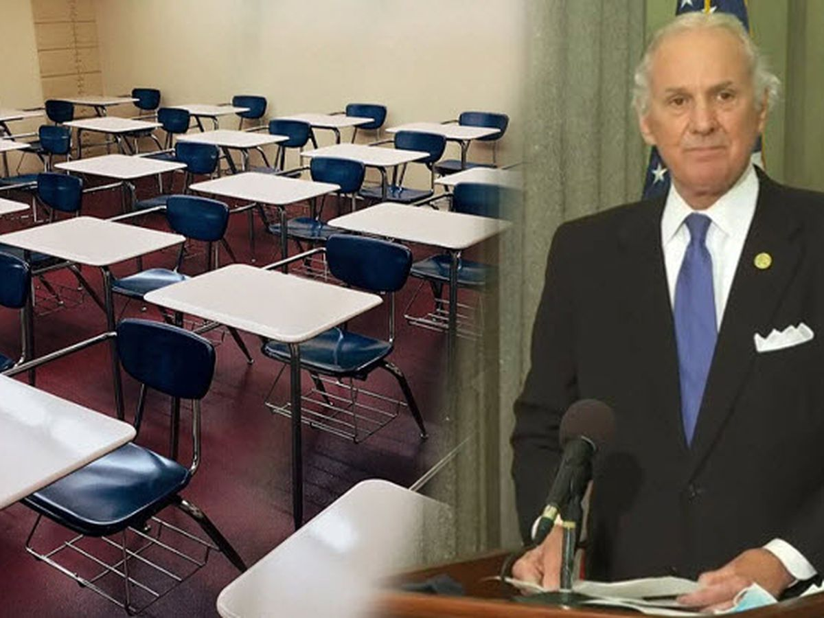 McMaster announces 70 S.C. school districts to receive $10 million in PPE