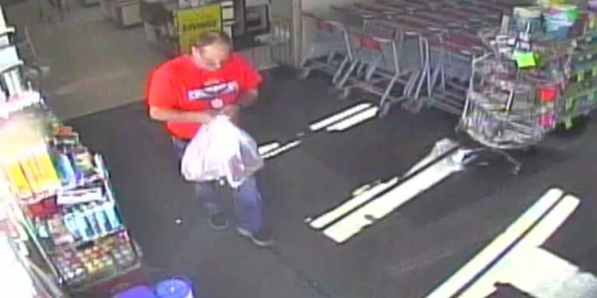 Conway police seek to identify forgery suspect