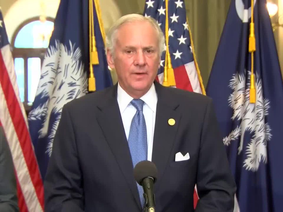 Gov. McMaster says extra $1B in 2019 budget will go to state education, South Carolina's prosperity