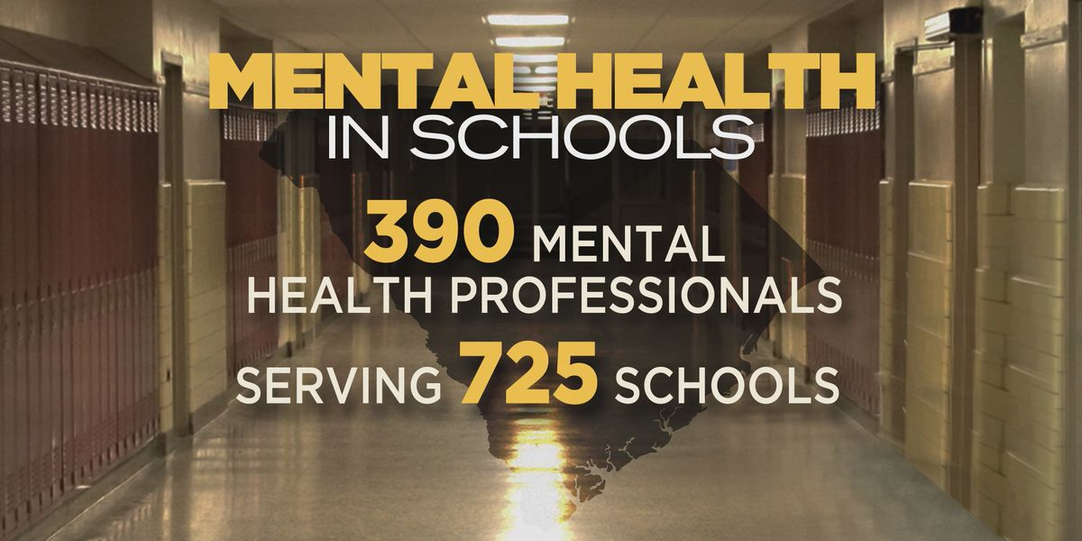 Teachers say more mental health counselors needed in SC schools