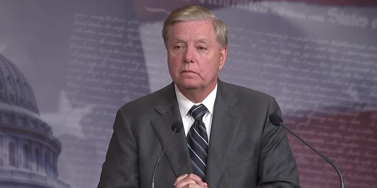 Graham introduces Senate resolution condemning process of impeachment inquiry in House