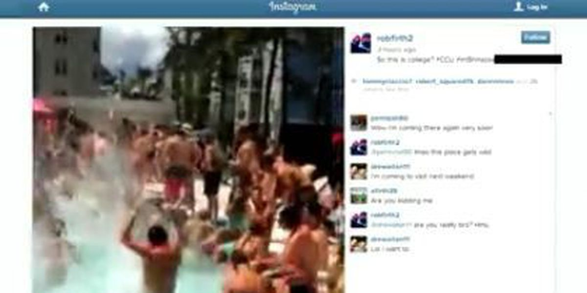 Controversial party video group returning to CCU