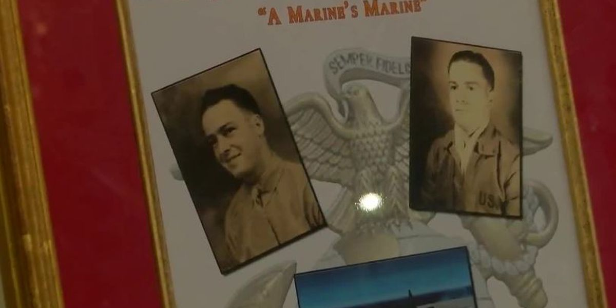 Embrace a Veteran: 99 year old honored at annual military ball