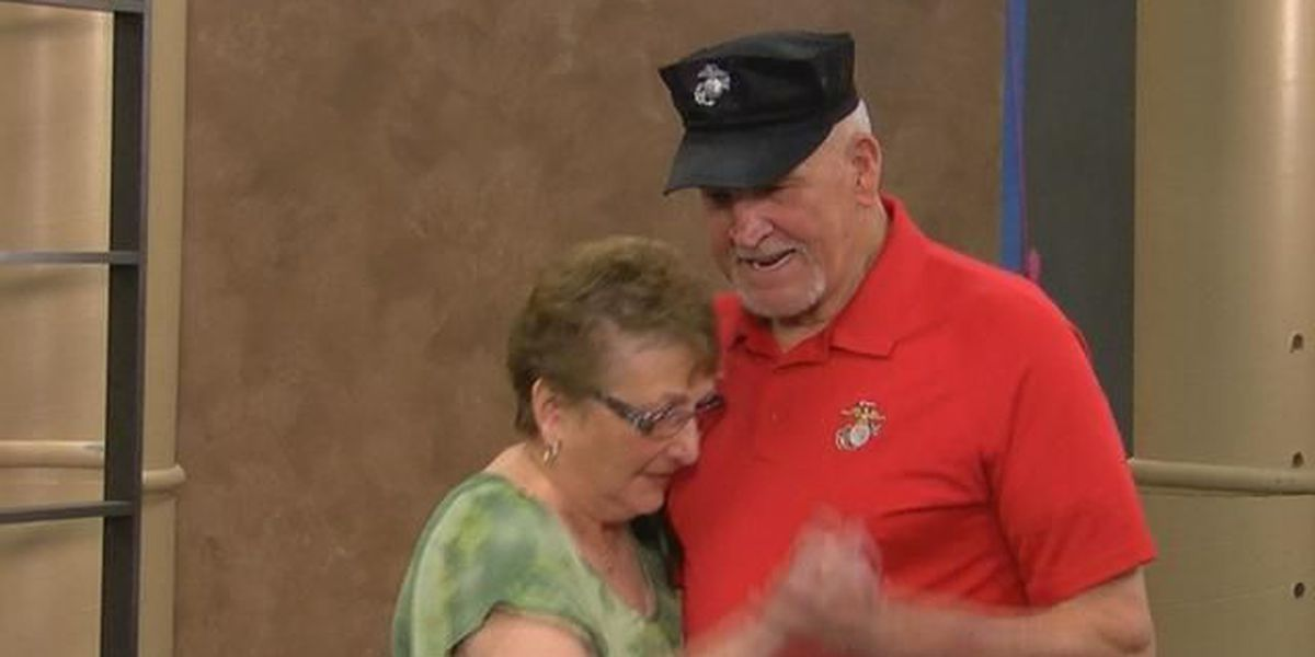 Embrace A Veteran: Marine and wife share emotional journey and honor