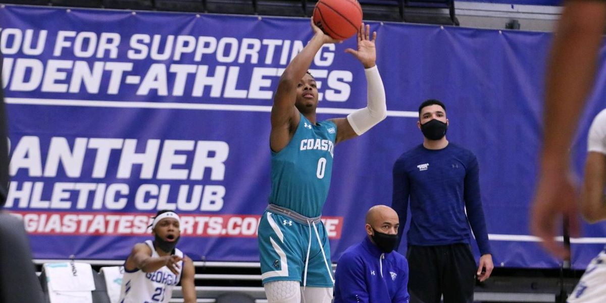 CCU Men's Basketball falls at Georgia State, 71-68
