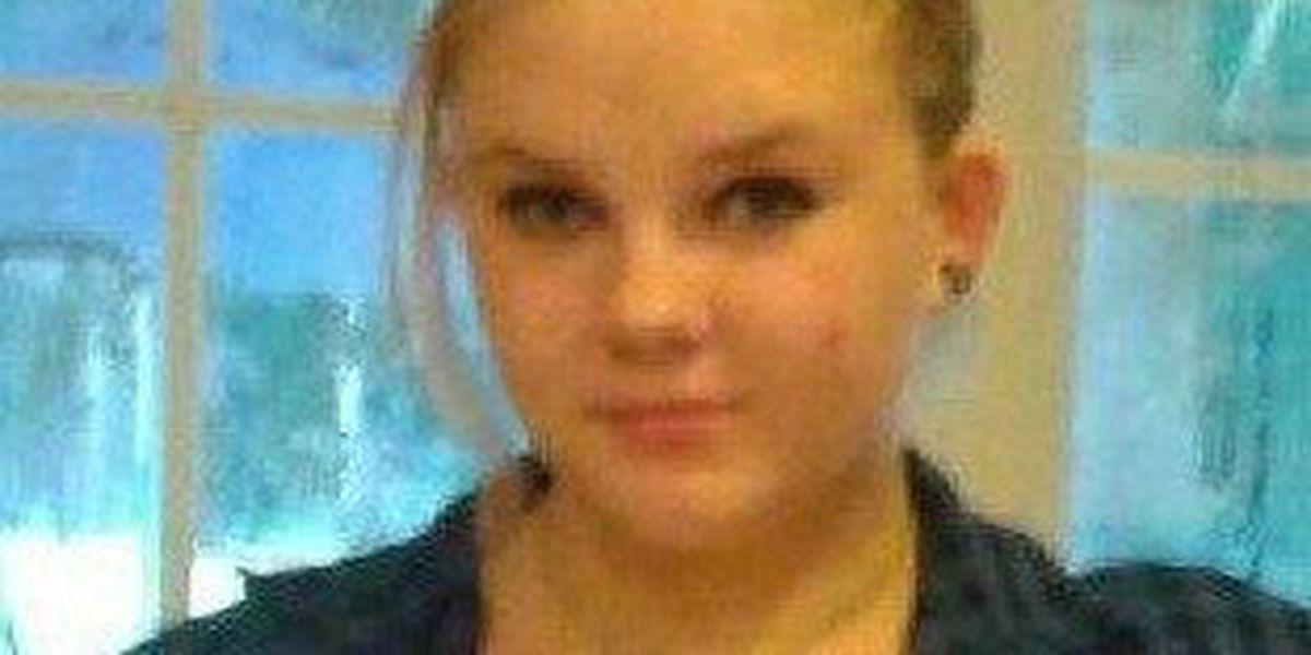 13-year-old runaway girl from Pawleys Island found safe