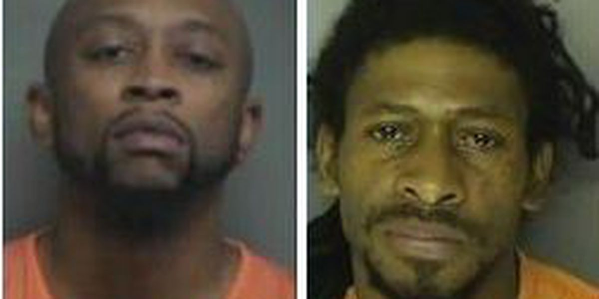 Two men wanted by Horry County Sheriff's Deputies