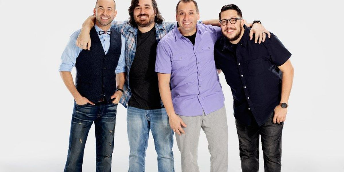 Portions of 'Impractical Jokers' movie filmed along Grand Strand
