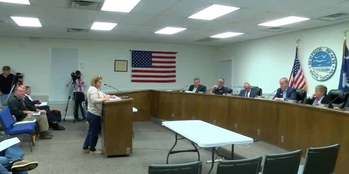 Transparency, new pier remain top priority for Surfside Beach Town Council