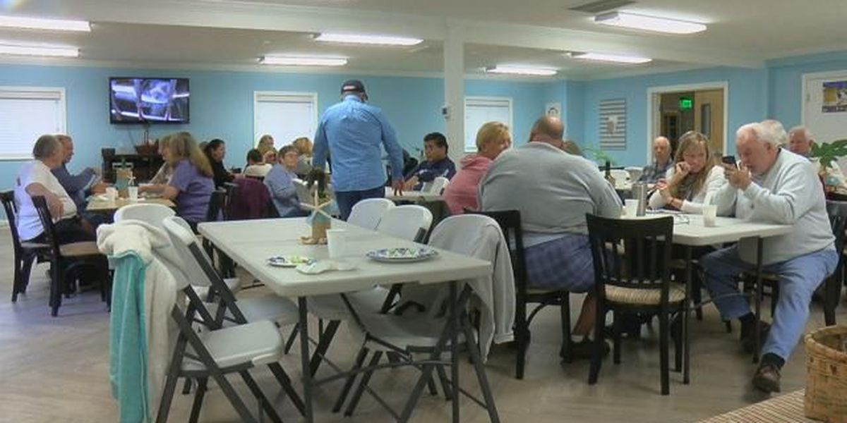 Horry Co. church hosts free Thanksgiving dinner