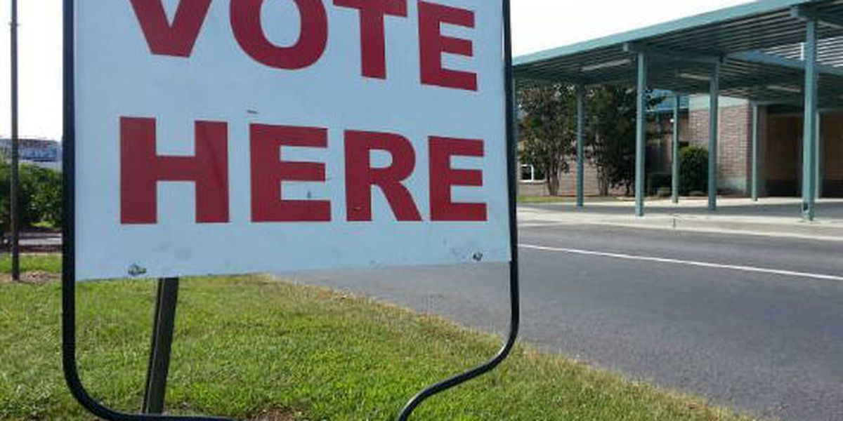 Florence County voters make their voice heard on Election Day