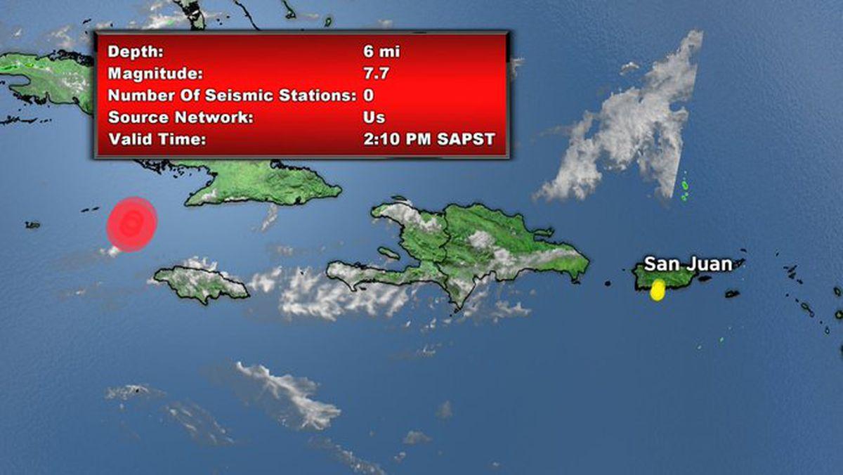 jamaica earthquake - photo #15