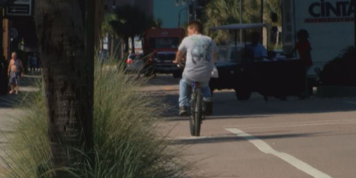City of Myrtle Beach awarded grant for bicycle road safety audit