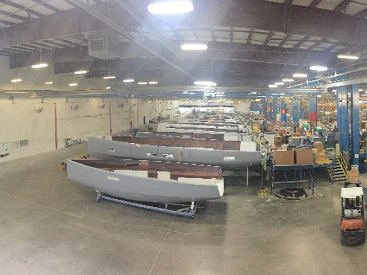 Pool manufacturer establishes operations in Marion County; will create 200 new jobs