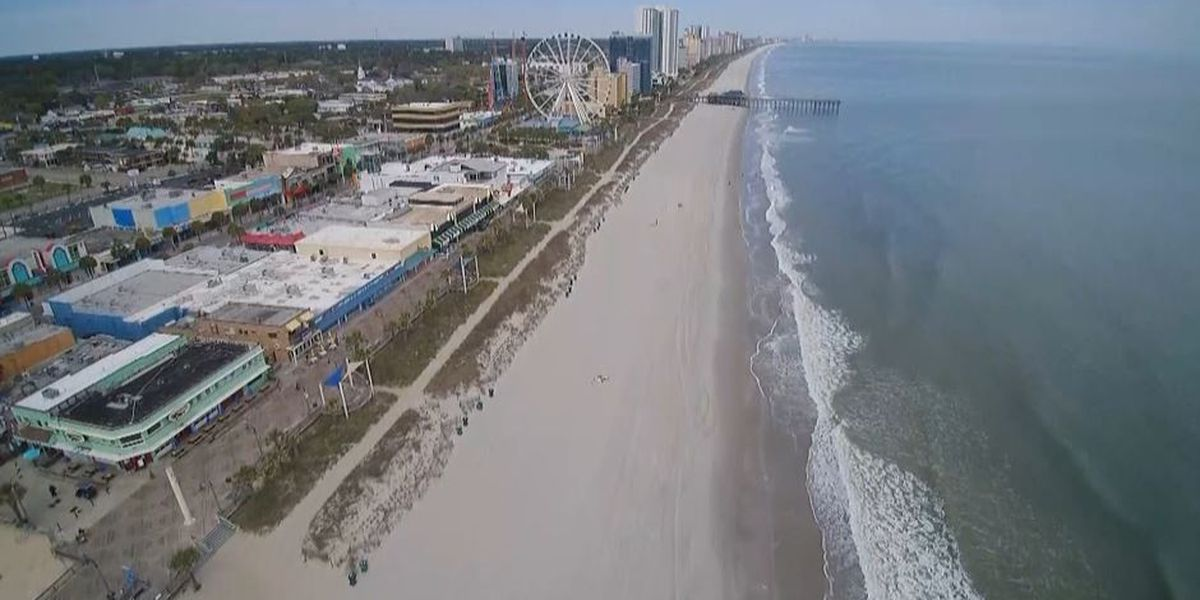Myrtle Beach Extends Emergency Order