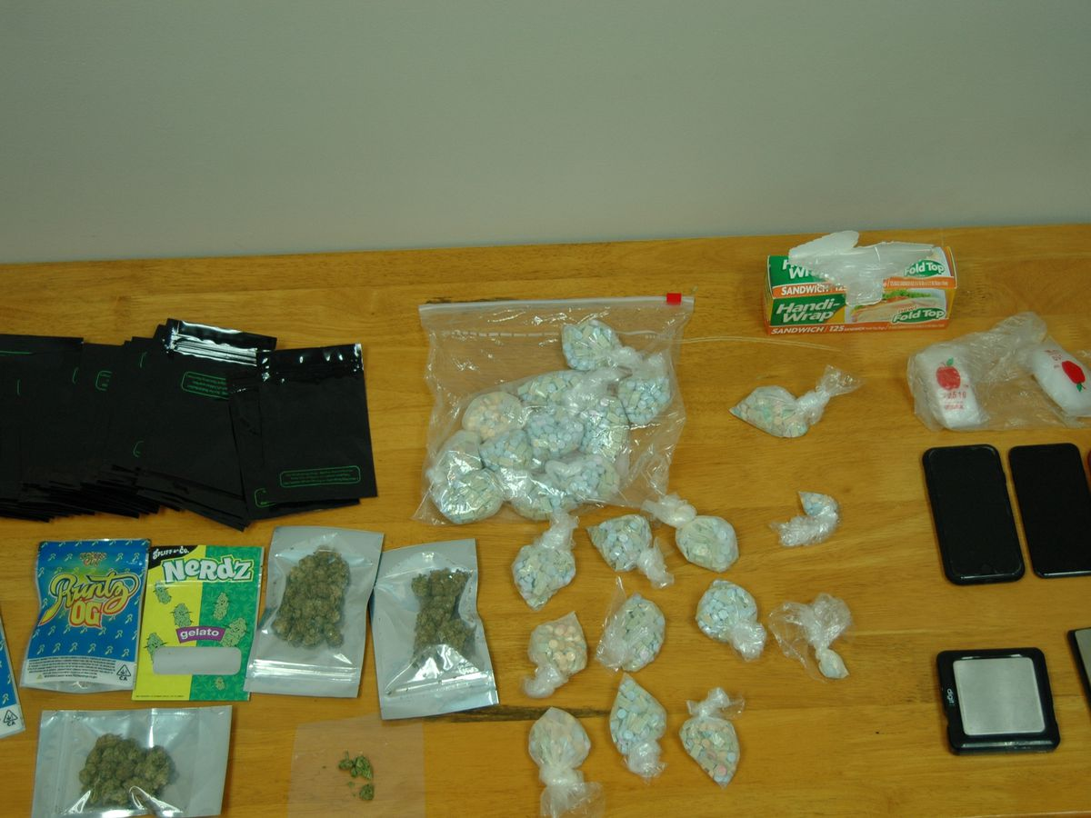 Agents seize over $50,000 in meth pills during arrest in Pawleys Island