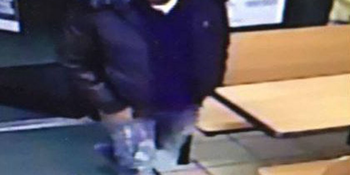Laurinburg Police say wanted suspect used counterfeit $100 bill at Subway