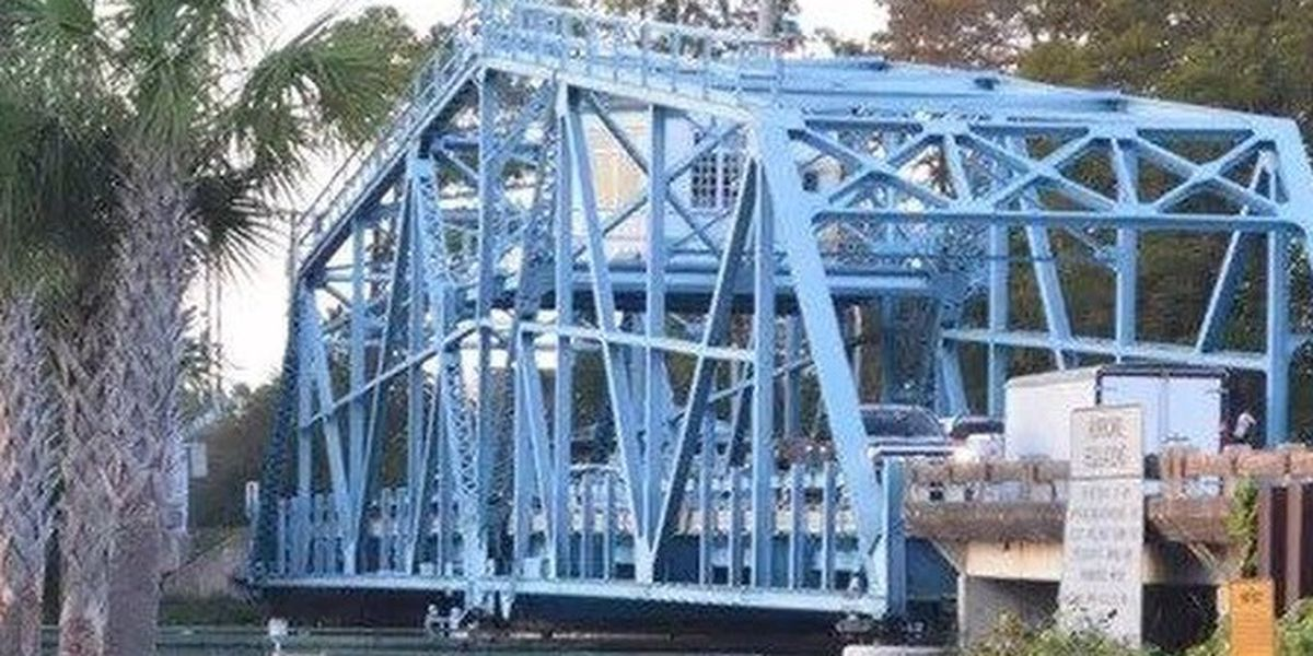 DNR to lock down all draw, swing bridges before impacts from Dorian
