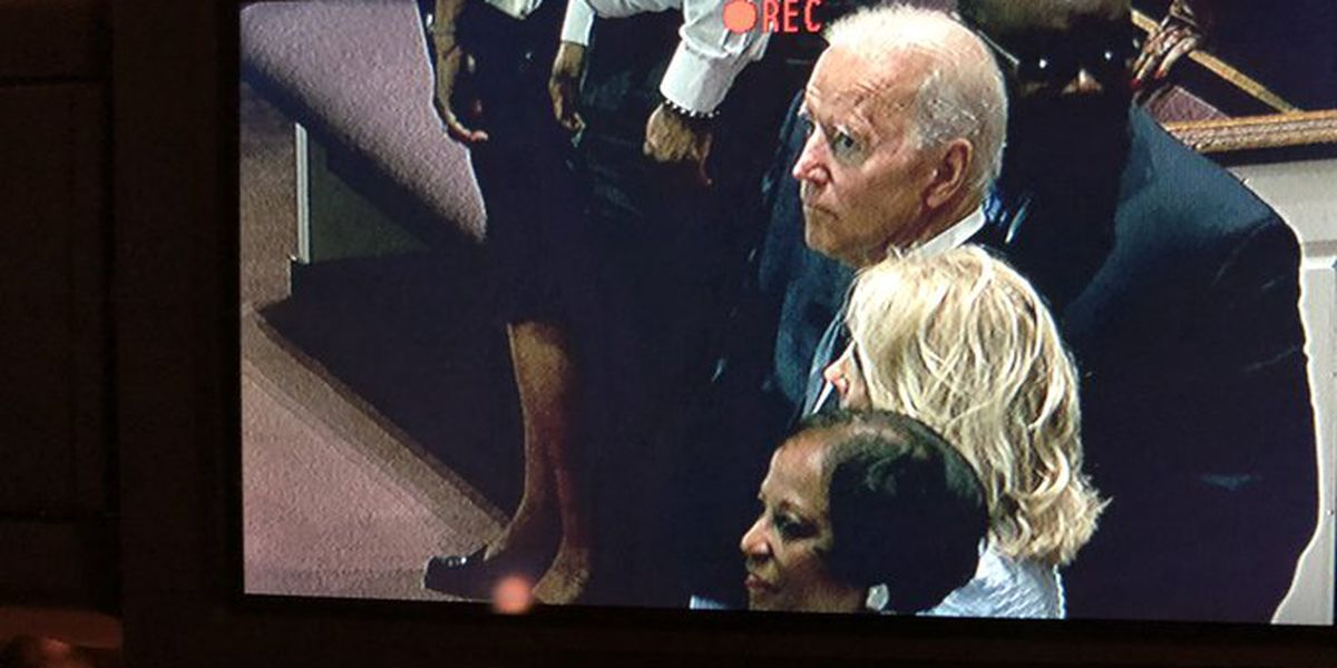 Biden stops by SC church Sunday during weekend campaign visit