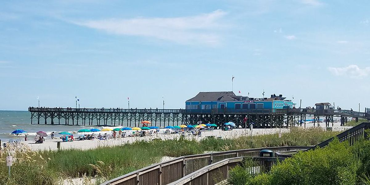 Study ranks Myrtle Beach at #2 for best places to buy a beach house