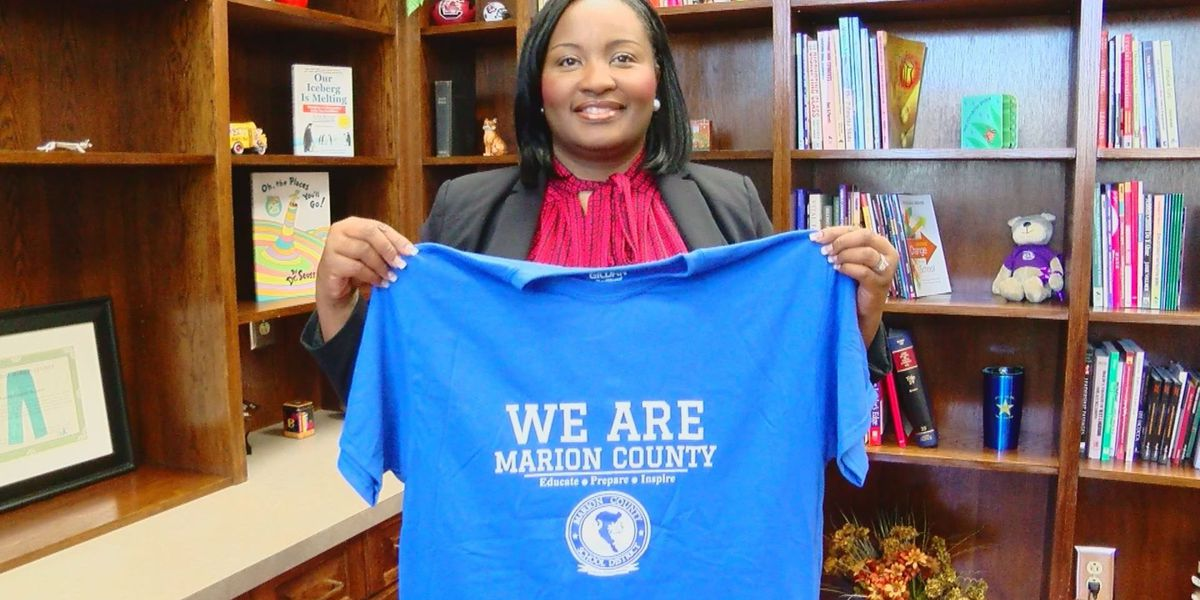 New Marion superintendent outlines plan for schools