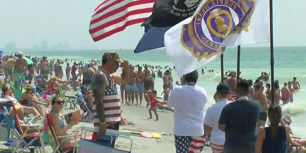 American Pride March becomes an annual tradition for father and son
