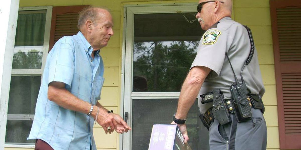Horry County police helping seniors stay cool during extreme heat