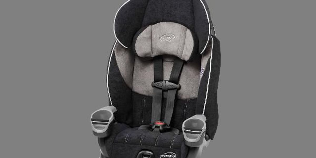 Police to inspect children seats Saturday