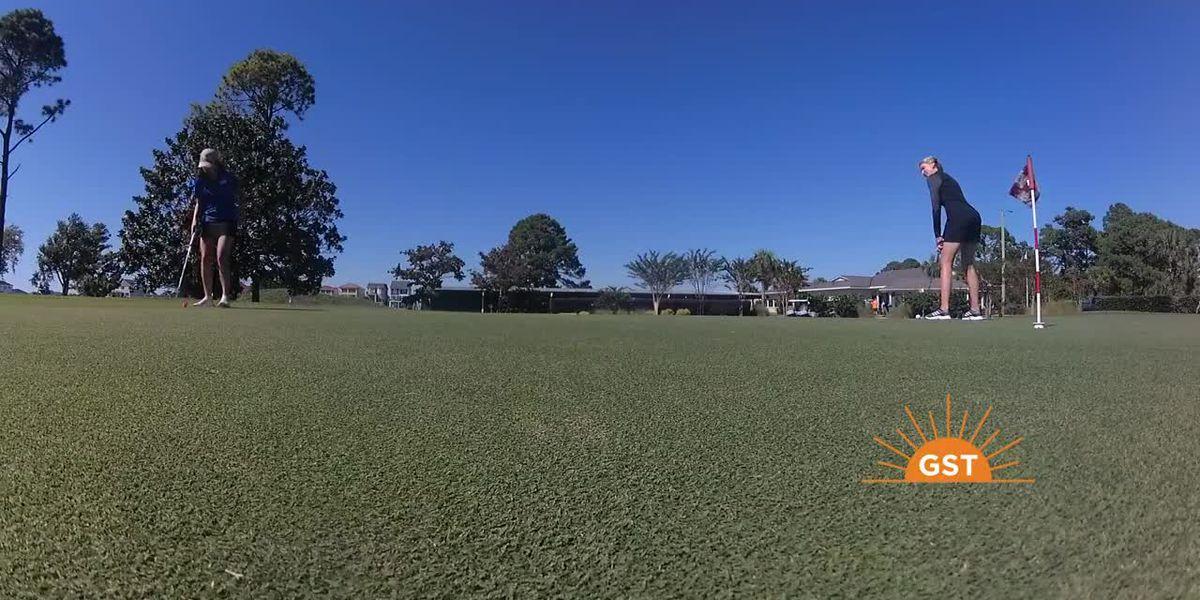 Dare Danyel: Putt-Putt challenge with LPGA instructor