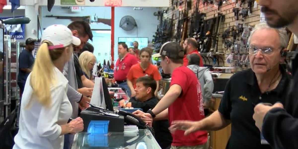 S.C. gun shops report jumps in gun, ammo sales during COVID-19 pandemic