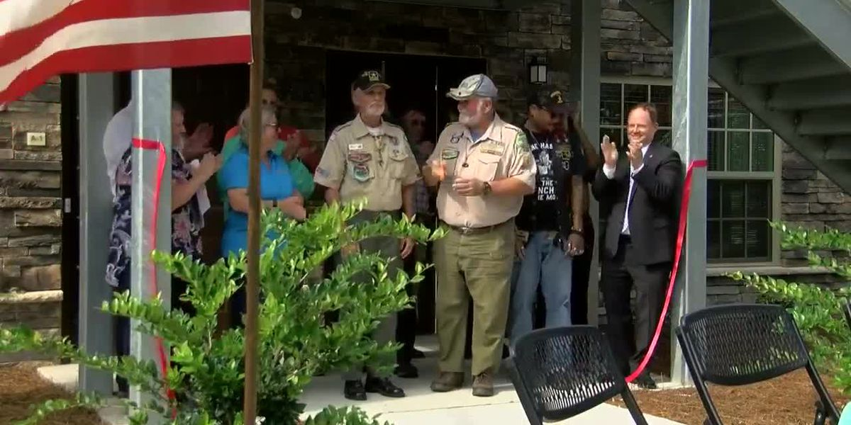 Apartments designed to cater to disabled, homeless veterans open in Myrtle Beach