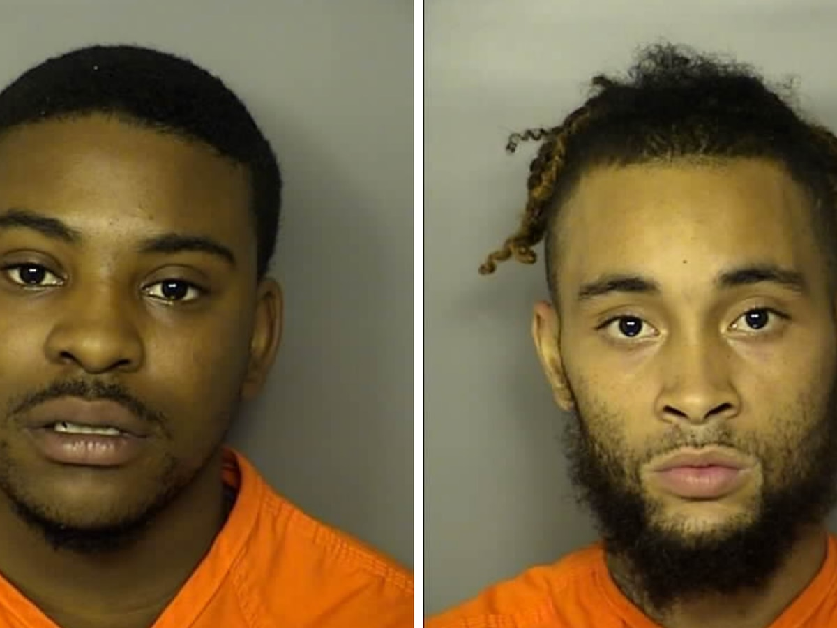 Pair arrested, charged in connection to armed robbery near Myrtle Beach motel