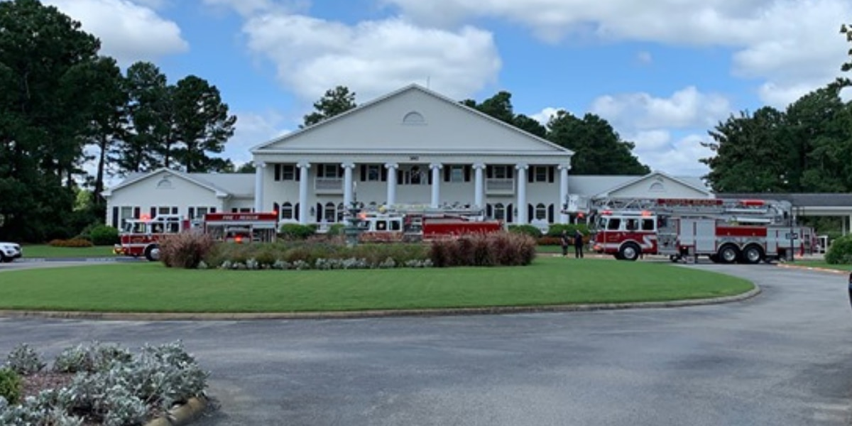 Horry County Fire Rescue crews go across state lines to help investigate fire