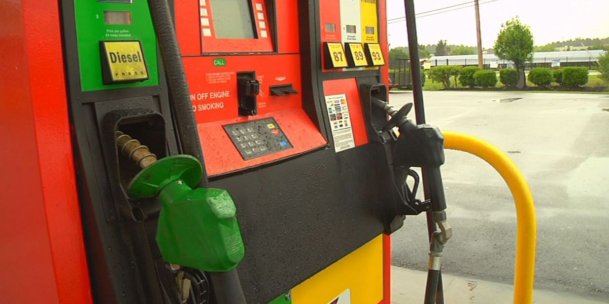 Carolinas still paying higher gas prices following pipeline spill