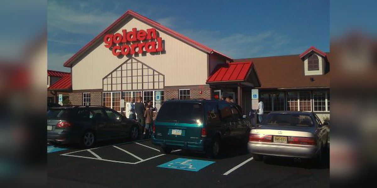 Good Samaritan saves choking baby during Thanksgiving meal at Golden Corral