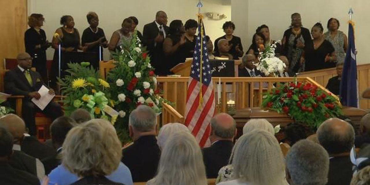 Family, friends and colleagues remember James Frazier