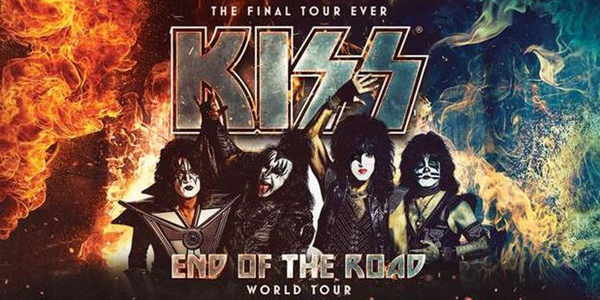 KISS to play North Charleston Coliseum in 2019