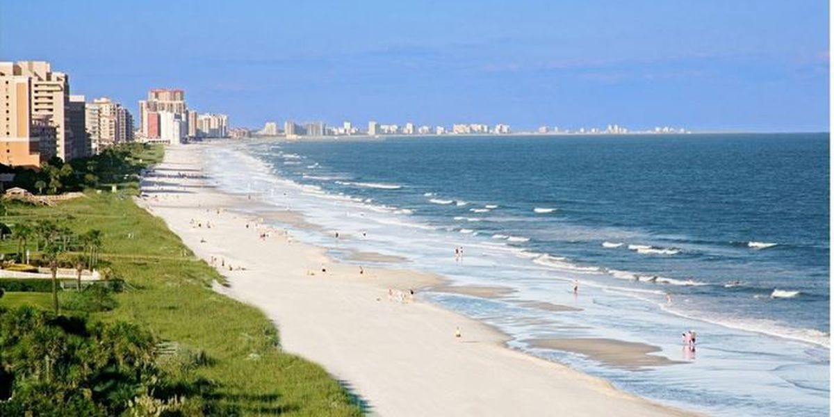 Myrtle Beach wins 'Best Spring Break Beach Destination' in USA Today poll