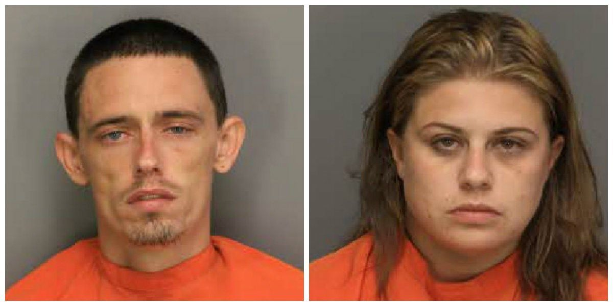 Two charged with manufacturing meth out of Florence hotel room