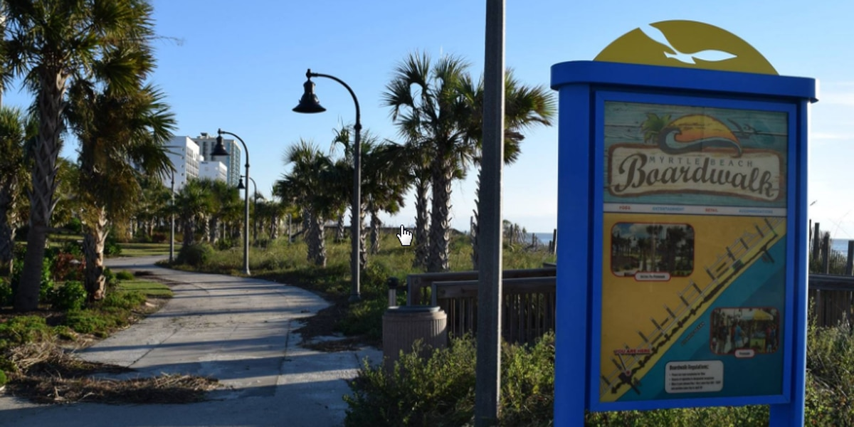 Evacuation of Zone A in Myrtle Beach to end at 8 a.m. Monday