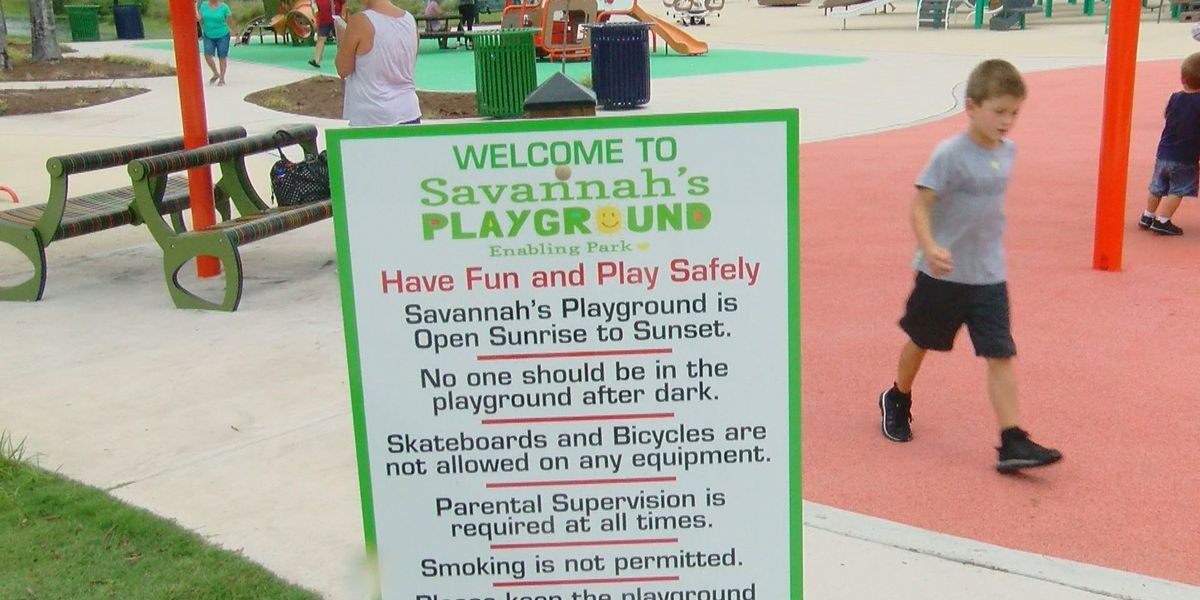 City accepts grant for Savannah's Playground upgrades