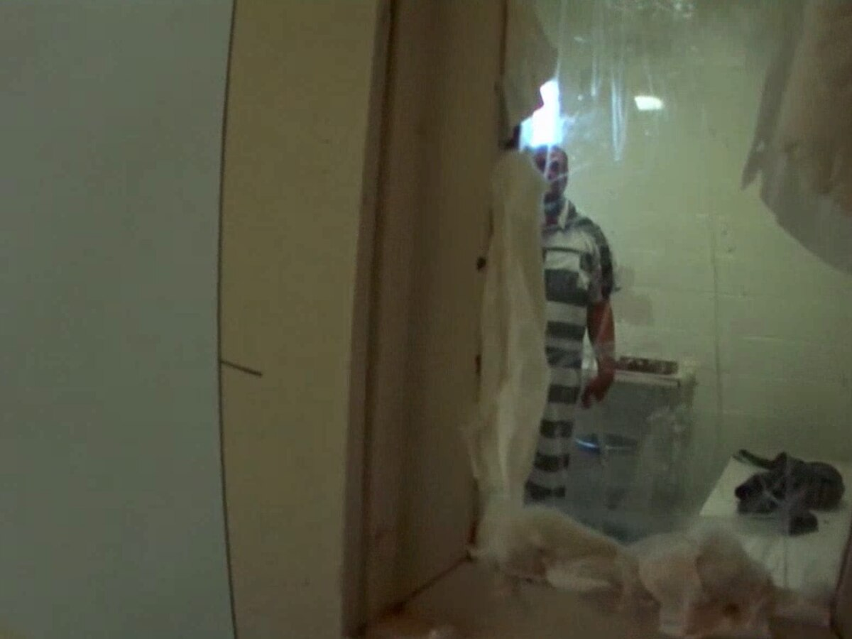 Video shows detailed accounts of what happened at jail involving man who died